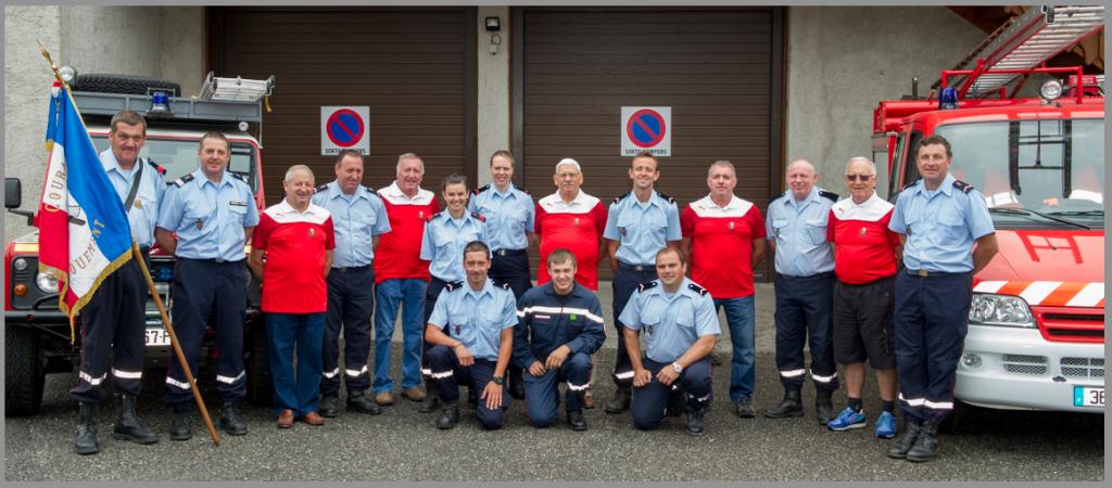 pompiers cal 2016